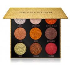 Makeup Revolution Pressed Glitter Palette