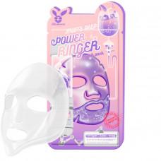 Elizavecca Тонизирующая тканевая маска для лица с фруктовыми экстрактами