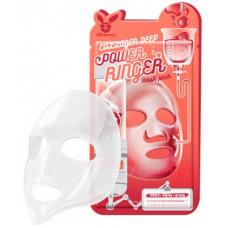 Elizavecca Тканевая маска для лица 'Collagen Deep Power Ringer'