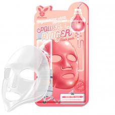 Elizavecca Увлажняющая тканевая маска с гиалуроновой кислотой для лица