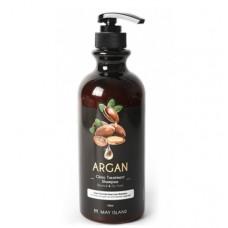 May Island Шампунь с аргановым маслом для волос, 750мл.
