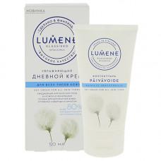 Крем для лица `LUMENE` KLASSIKKO дневной увлажняющий (для всех типов кожи) 50 мл