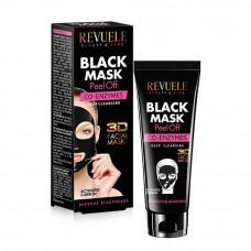 Revuele Black Mask Маска-пленка для лица CO-ENZYMES