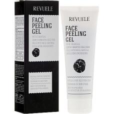 Пилинг для кожи лица Revuele Face Peeling Gel With Charcoal