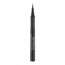 Artdeco SENSITIVE FINE LINER Жидкий гель-подводка для глаз насыщенного черного цвета