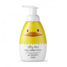 Esfolio Детский шампунь+гель для душа Lovely Duck