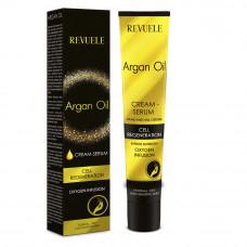 Revuele Argan Oil Крем-сыворотка для рук и ногтей