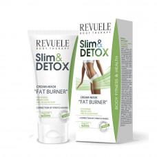 Revuele Slim&Detox Крем-маска «Cжигатель жира»