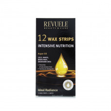 Revuele - Intensive Nutrition Body wax strips полоски для депиляции