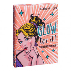 Misslyn Glow For It! Strobing Powder Highlighter