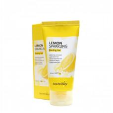 Secret Key Пилинг-гель для лица Lemon Sparkling, 120мл