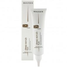 Selective On Care Deep Scrub Fluid Флюид-Пилинг для глубокой очистки кожи головы  100 мл