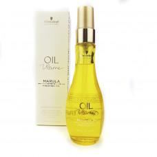 Schwarzkopf Professional Oil Ultime Marula Finishing Oil 100ml Масло марулы для тонких и нормальных волос