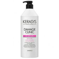 Kerasys Восстанавливающий шампунь для поврежденных волос, 750мл
