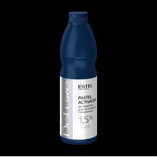 DeLuxe Активатор для пастельного тонирования 1,5% 900 мл.