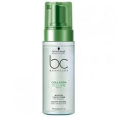 Schwarzkopf BC Bonacure Collagen Volume Boost Whipped Conditioner - Мусс-кондиционер для тонких и ослабленных волос 150 мл