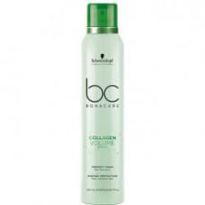 Schwarzkopf BC Bonacure Collagen Volume Boost Perfect Foam - Мусс для легкого расчесывания и объема волос 200 мл