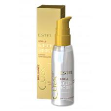 Estel Curex Brilliance Флюид-блеск c термозащитой для всех типов волос 100 мл.